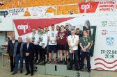 AMP w p?ywaniu. Sztafeta UZ na podium (Pozna?, 2018.04.22)