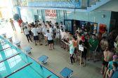 Bachanaliowe zawody pływackie