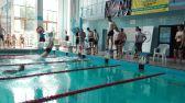Bachanaliowe zawody pływackie & UZ Aqua Show