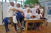Rekord Guinnessa & IMP AZS w Boccia 2019