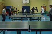 Bachanalia 2014 - Turniej tenisa stołowego
