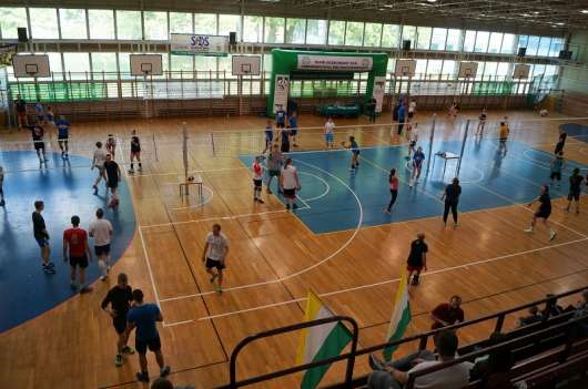 2015 Bachanalia. Volleyball Student Cup 18.05.2015